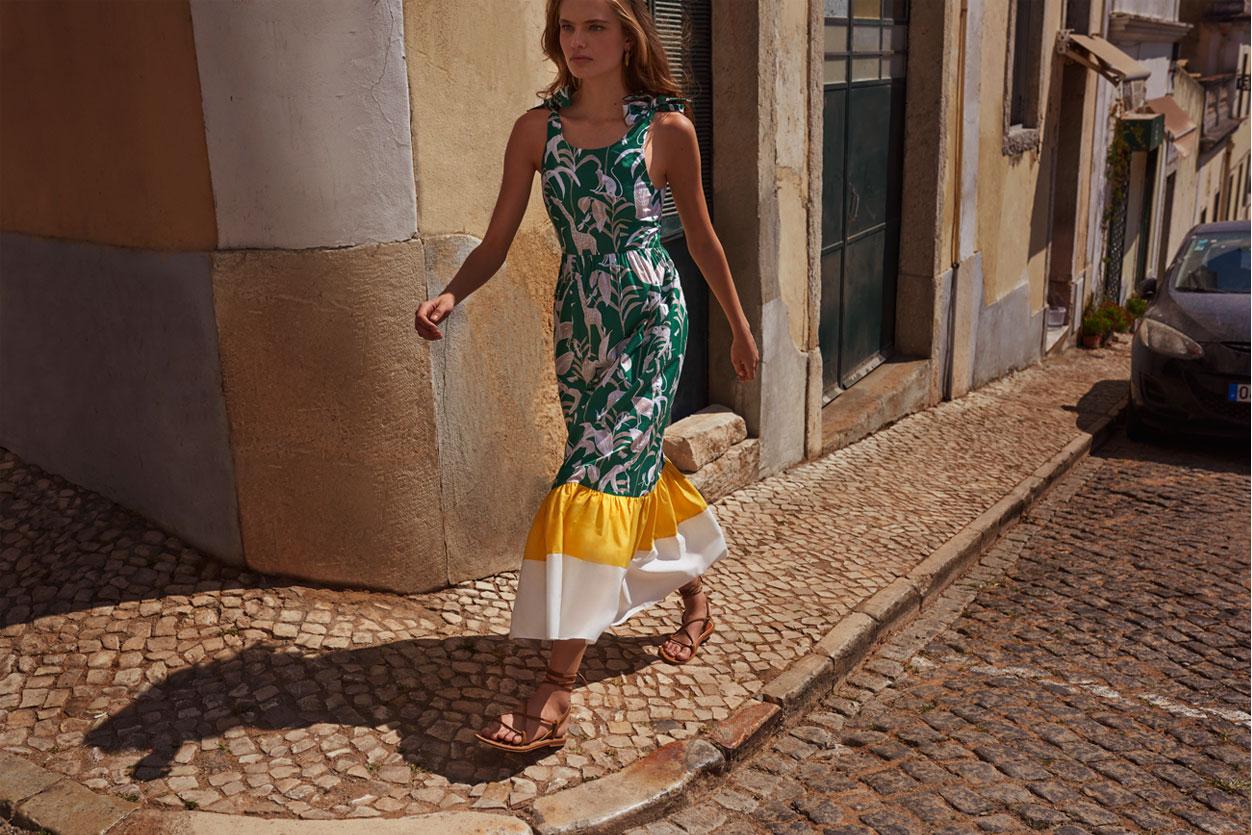 Walking in streets 6