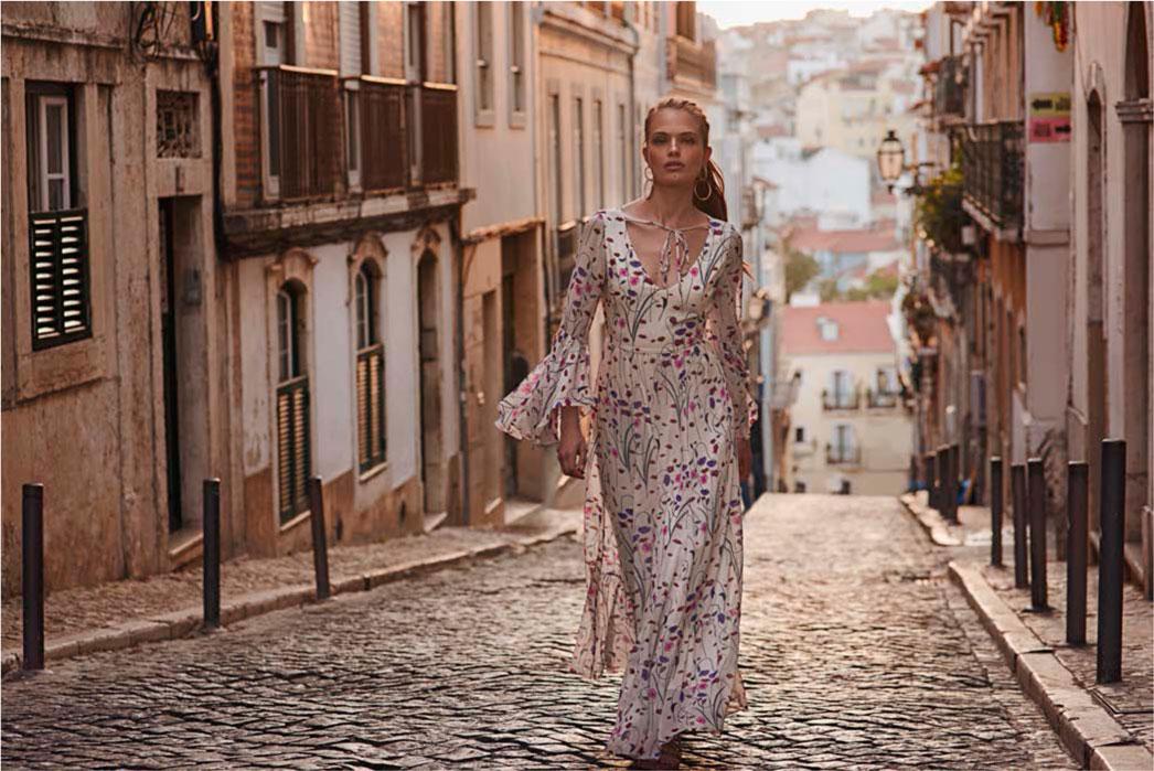 Walking in streets 7