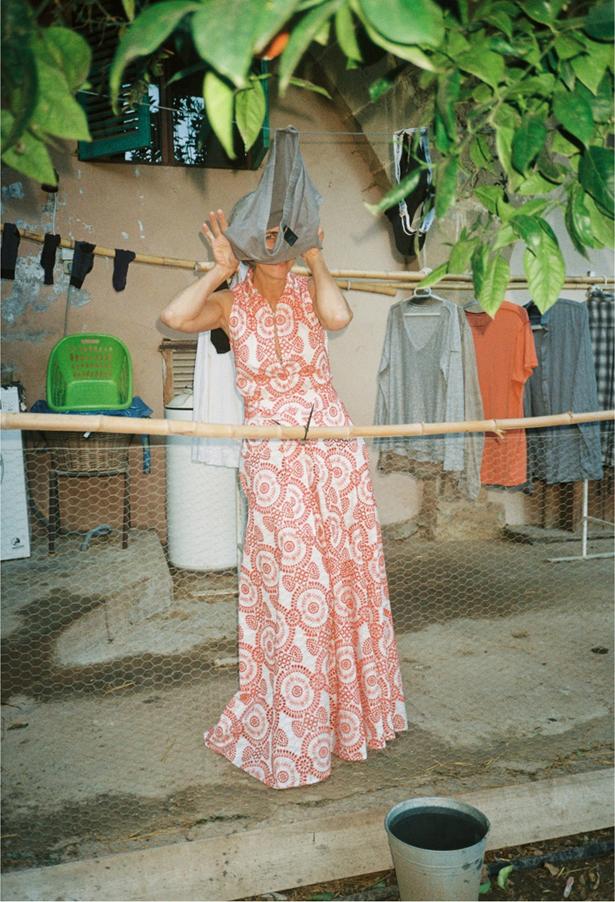Tatiana. Textile Artist. Mallorca